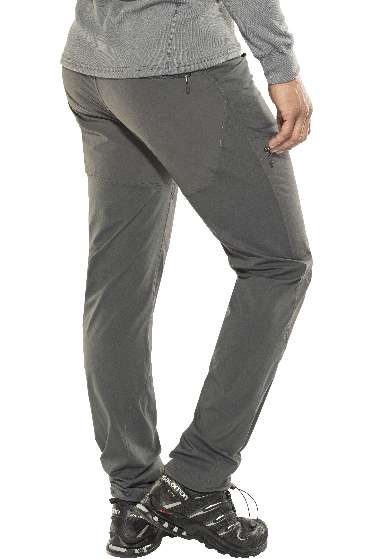 374a08c2759 Haglöfs Lite Hybrid Pants Men grey at Addnature.co.uk